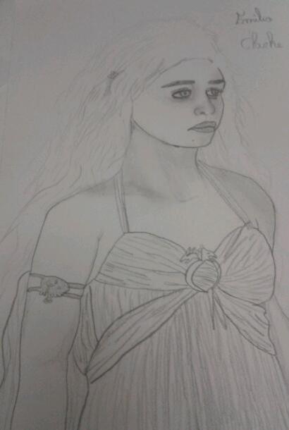 Emilia Clarke by valou